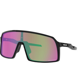 Oakley Sutro Occhiali da sole Uomo, polished black/prizm snow jade